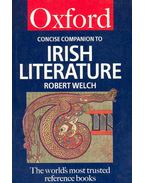 Oxford Concise Companion to Irish Literature