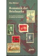 Romantik der Briefmarke