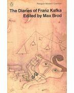The Diaries of Franz Kafka