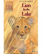 Lion by the Lake