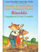 Lustige Geschichten vom schlauen Fuchs Rinaldo