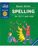 Spelling for 10-11 Year Olds