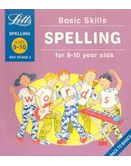 Spelling for 9-10 Year Olds