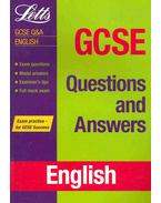 GSCE - Questions and Answers