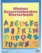 Kleines Österreichisches Wörterbuch