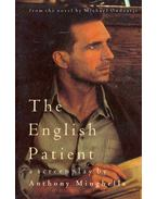 The English Patient - screenplay