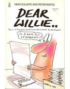 Dear Willie - Your Intimate Questions Answered by An Expert
