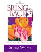Bring Back the Joy
