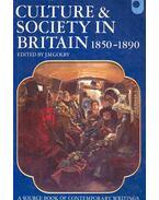 Culture & Society in Britain 1850-1890