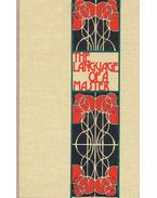 The Language of a Master - Theories of Style and the Late Writing of Henry James