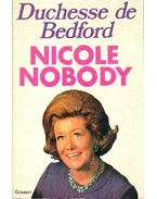 Nicole Nobody