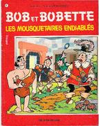 Bob et Bobette,Les Mousquetaires endiablés
