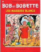 Bob et Bobette, Les masques blancs