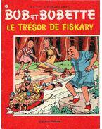 Bob et Bobette, Le trésor de Fiskary