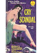 Cry Scandal