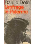 Umfrage in Palermo