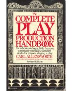 The Complete Play Roduction Handbook