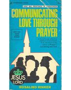Communicating Love Through Prayer