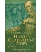 Hunter Quaterman's Story