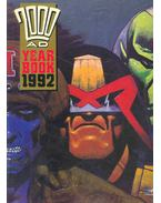 2000AD Year Book - 1992