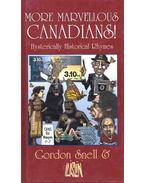 More Marvellous Canadians!