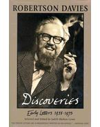 Discoveries - Early Letters 1938-1975