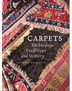 Carpets - Techniques Traditions and History