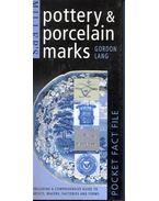 Miller's Pottery and Porcelain Marks