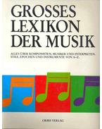 Großes Lexikon der Musik (Eredeti cím: The Golden Encyclopedia of Music)