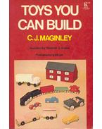 Toys You Can Build