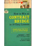 How to Win at Contract Bridge