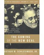 The Coming of the New Deal