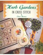 Herb Gardens in Cross Stitch