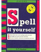 Spell it Yourself