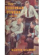 The European Powers 1900-1945