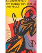 Der Heilige Franciskus von Assisi