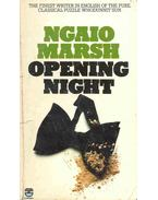 Opening Night - Marsh, Ngaio