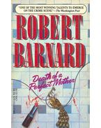 Death of a Perfect Mother - Barnard, Robert