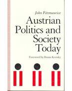 Austrian Politics and Society Today