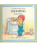 A Children's Book About Snooping