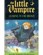 The Little Vampire Learns to be Brave
