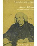 Samuel Johnson - Rasselas and Essays