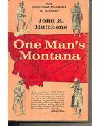 One Man's Montana