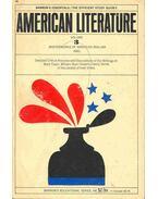 American Literature vol. 3