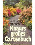 Knaurs grosses Gartenbuch