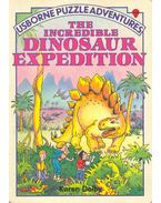 Usborne Puzzle Adventures - The Incredible Dinosaur Expedition