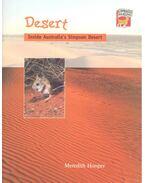 Desert - Inside Australia's Simpson Desert