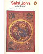 Saint John - The Penguin New Testament Commentaries