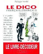 Le dico Francais/Francais