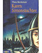 Karen Simonstochter